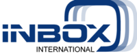 A great web designer: INBOX International inc., Montreal, Canada logo