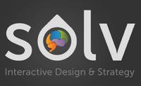 A great web designer: Solv Interactive, San Diego, CA logo