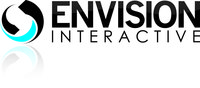 A great web designer: Envision Interactive, Dallas, TX logo