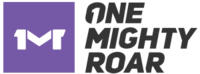 A great web designer: One Mighty Roar, Boston, MA logo