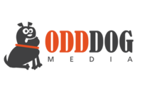 A great web designer: OddDog Media, Seattle, WA logo