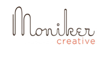 A great web designer: Moniker Creative, Chicago, IL logo