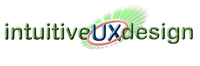 A great web designer: intuitiveUXdesign, Los Angeles, CA logo