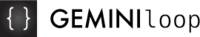 A great web designer: Gemini Loop, LLC, New York, NY logo