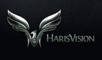 A great web designer: Harisvision Web design, Los Angeles, CA logo