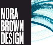 A great web designer: Nora Brown Design, Boston, MA logo
