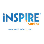 A great web designer: Inspire Studios, Calgary, Canada logo