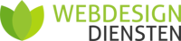 A great web designer: webdesigndiensten, Groningen, Netherlands logo