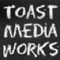 A great web designer: Toast Media Works, Manila, Philippines logo