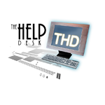 A great web designer: The Helpdesk, LLC, Las Cruces, NM logo