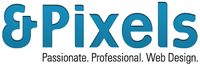 A great web designer: &Pixels, Kansas City, MO logo