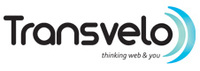 A great web designer: Transvelo, Chennai, India logo