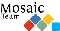 A great web designer: Mosaic Team, Phoenix, AZ logo