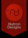 A great web designer: Natron Designs, Salt Lake City, UT logo