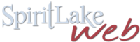 A great web designer: Spirit Lake Web, Denver, CO logo