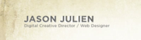 A great web designer: Jason Julien, Kalamazoo, MI logo