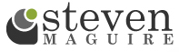 A great web designer: Steven Maguire, Chicago, IL logo