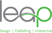 A great web designer: LEAP Design Associates, Jakarta, Indonesia logo
