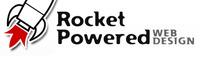 A great web designer: ROCKET POWERED, Sheffield, United Kingdom logo