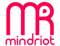A great web designer: The Mindriot, New York, NY logo