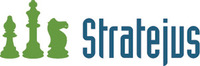 A great web designer: Stratejus Inc., Rochester, NY logo