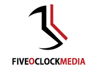 A great web designer: Five O'Clock Media, Minneapolis, MN logo