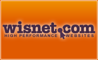 A great web designer: wisnet.com, LLC, Milwaukee, WI logo