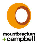 A great web designer: Mountbracken and Campbell, Portland, OR logo