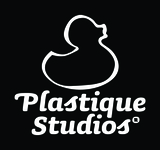 A great web designer: Plastique Studios, Mexico City, Mexico logo