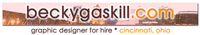 A great web designer: Becky Gaskill, Dayton, OH