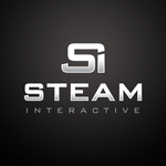 A great web designer: Steam Interactive, Seattle, WA logo