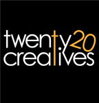 A great web designer: 20/20 Creatives Graphic Design, Washington DC, DC logo
