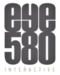 A great web designer: Eye580 Interactive, San Francisco, CA logo