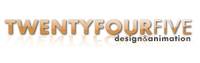 A great web designer: TwentyFourFive Design & Animation, Buffalo, NY