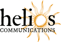 A great web designer: Helios Communications, Kelowna, Canada logo