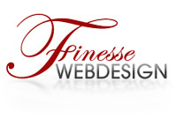 A great web designer: Finesse WebDesign, Scottsdale, AZ logo