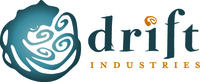 A great web designer: Drift Industries, Nanaimo, Canada logo