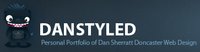 A great web designer: Danstyled, Sheffield, United Kingdom logo