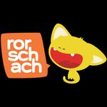 A great web designer: rorschach design, Edmonton, Canada logo