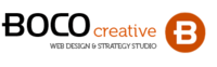 A great web designer: BOCO Creative, Denver, CO logo