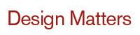 A great web designer: Design Matters, Des Moines, IA logo