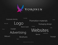 A great web designer: Voronin design studio, Lviv, Ukraine