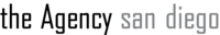 A great web designer: the Agency san diego, San Diego, CA logo