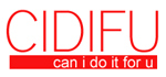 A great web designer: CIDIFU    :: Can i do it for u ::, New Delhi, India logo