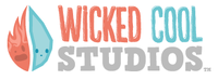A great web designer: Wicked Cool Studios, Tulsa, OK logo