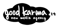 A great web designer: Good Karma, Santa Barbara, CA logo