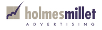 A great web designer: Holmes Millet Advertising, Inc., Dallas, TX logo