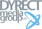 A great web designer: Dyrect Media Group, Ltd., Buffalo, NY logo