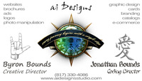 A great web designer: ai Designs, Fort Worth, TX
