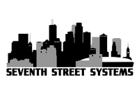 A great web designer: Seventh Street Systems, Minneapolis, MN logo
